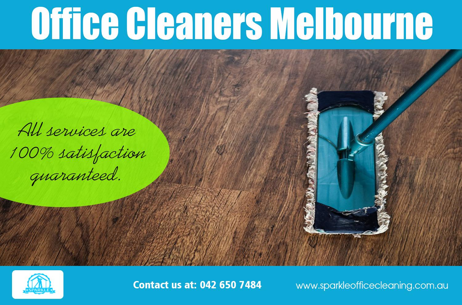 Office Cleaners Melbourne | sparkleofficecleaning.com.au