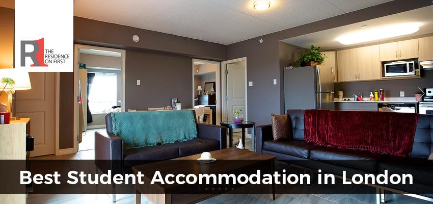 Residence on First - Best Student Accommodation in London