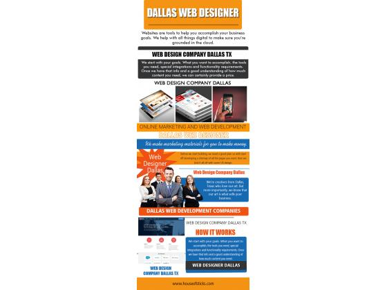 Web Designer Dallas