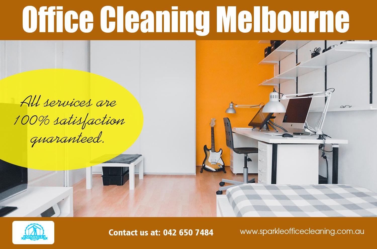 Office Cleaning in Melbourne | sparkleofficecleaning.com.au