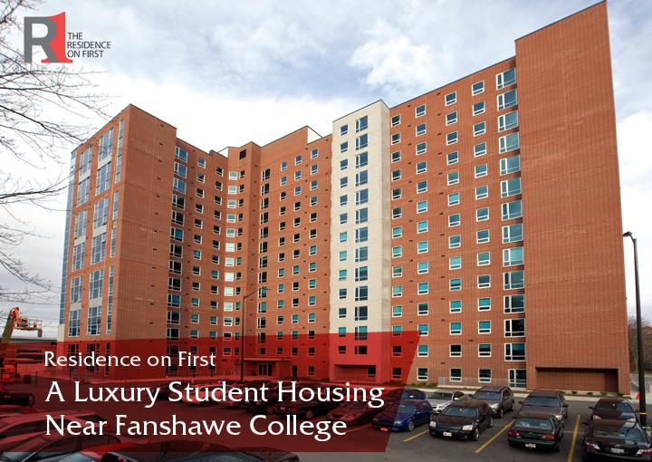 Rent Luxurious & Comfortable Rooms Near Fanshawe College From Residence on First