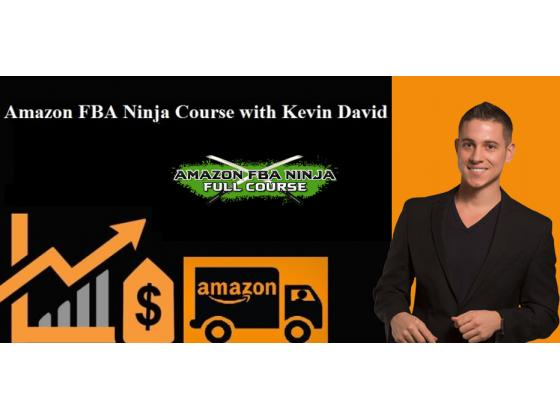 Amazon FBA Ninja Course with Kavin David