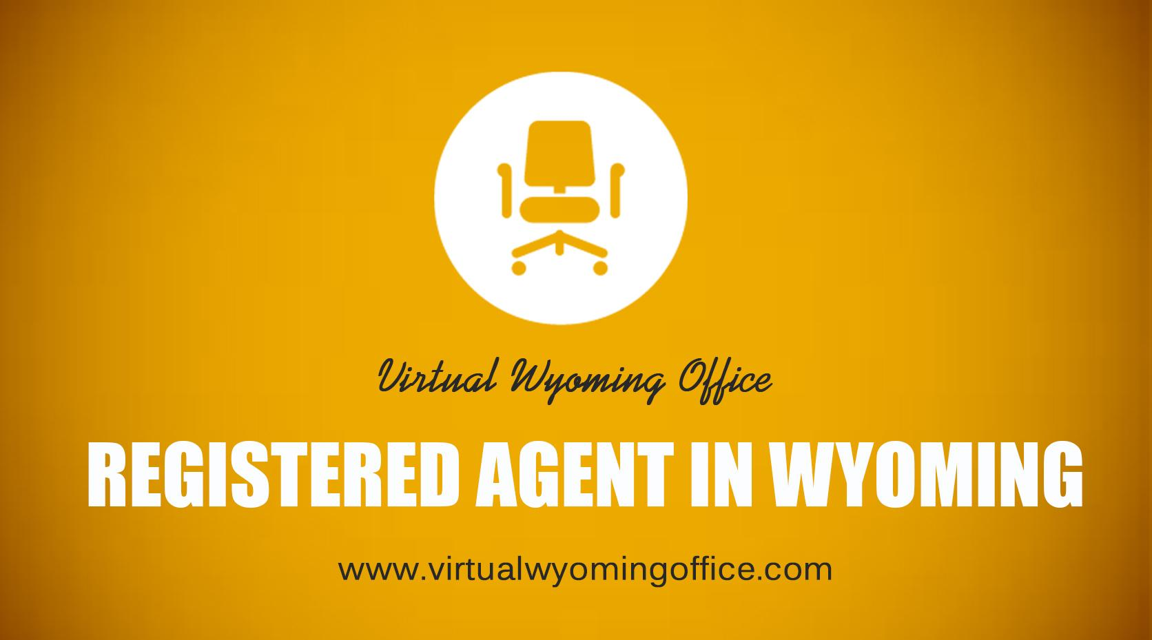 Registered Agent in Wyoming