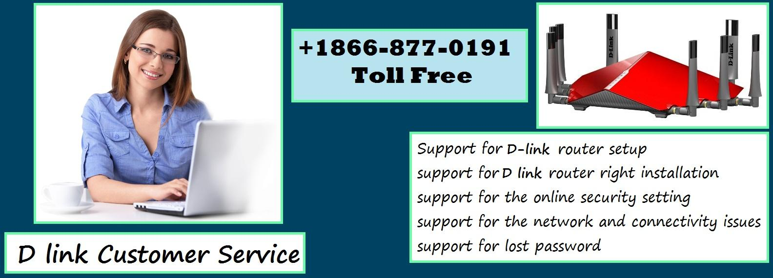 D-link Customer Service by Router help support