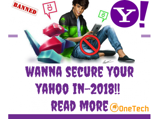 Wanna Secure Your Yahoo Account in 2018? Read More