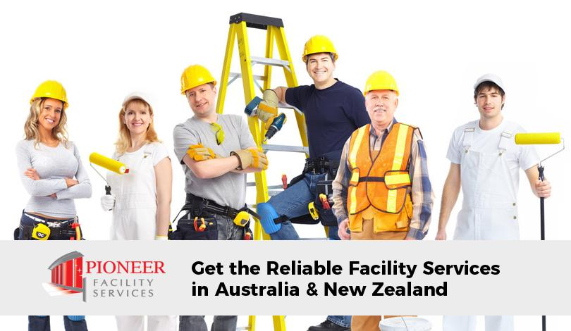 Get the Reliable Facility Services in Australia & New Zealand