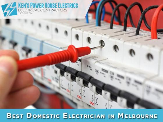 Ken's Power House Electrics – Best Domestic Electrician in Melbourne