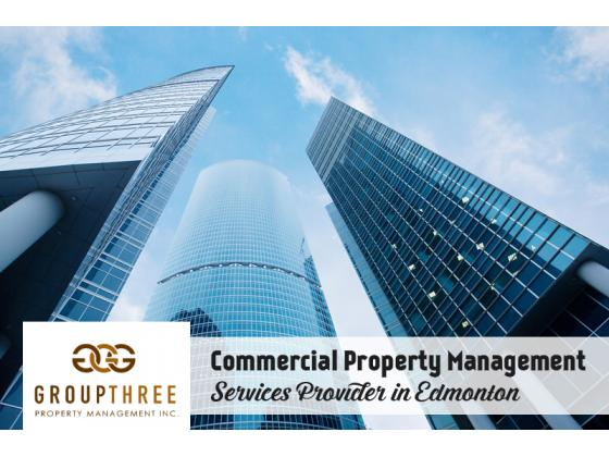 Group Three - Commercial Property Management Services Provider in Edmonton