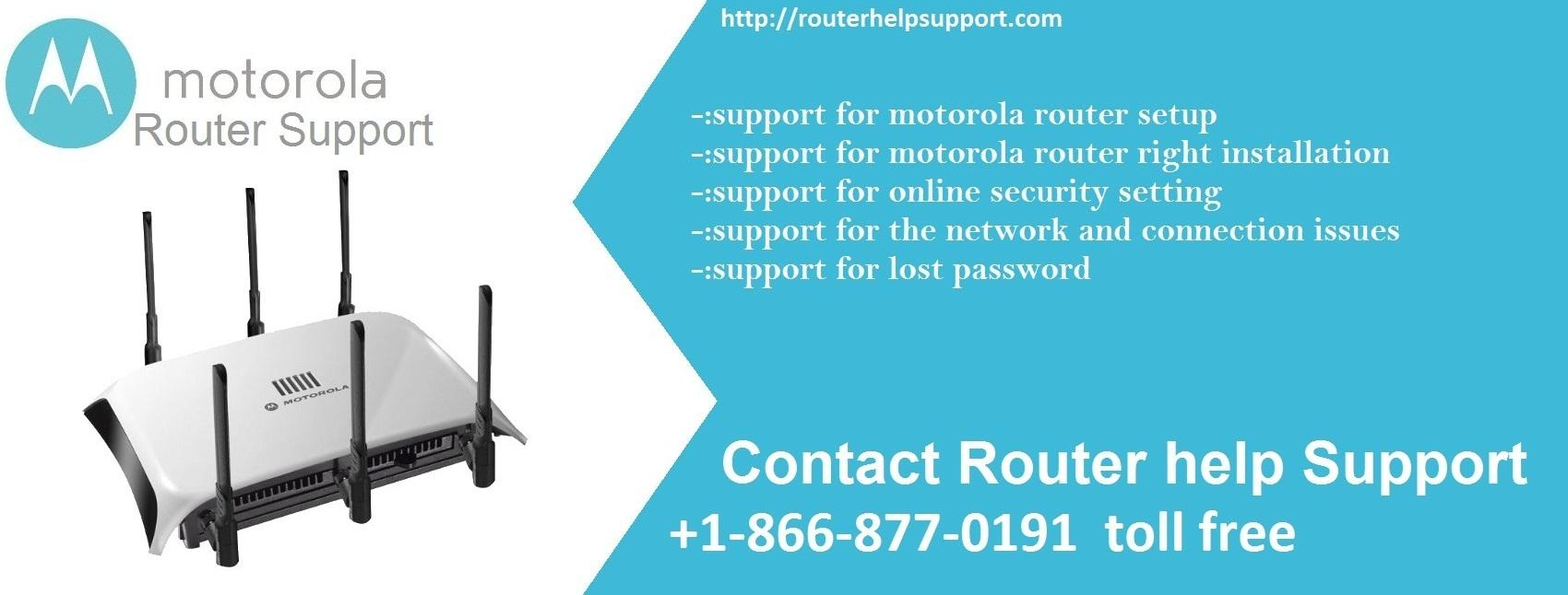 motorola router support by router-help-support