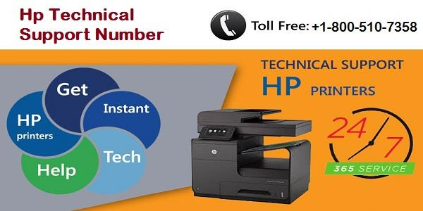 Getting Quick Technical Support for Hp Printer issues Dial 1800-510-7358