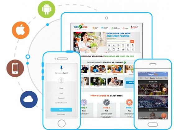 Propel A Brand's Success with A Web & Mobile App Development Hub