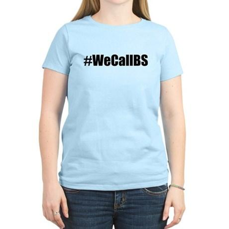 We Call BS t-shirts