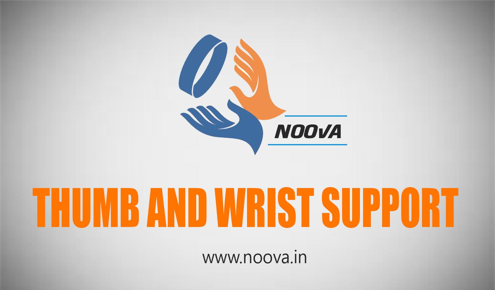 Thumb And Wrist Support