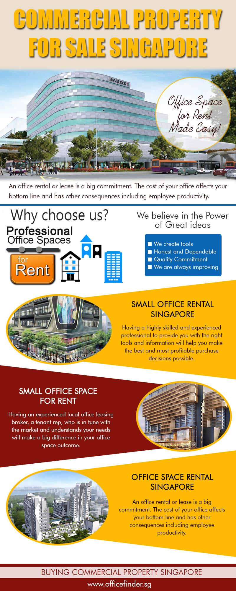 Small Office Space For Rent (