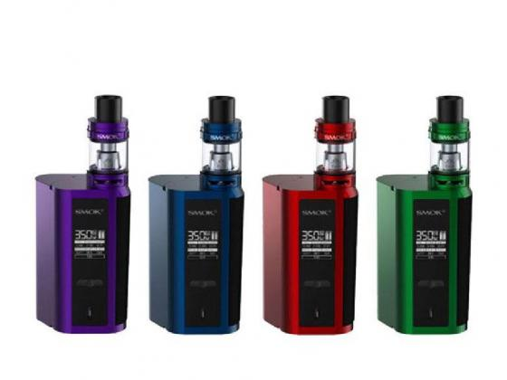 SMOK QBOXK 50W TC and TFV8 Baby Full Kit