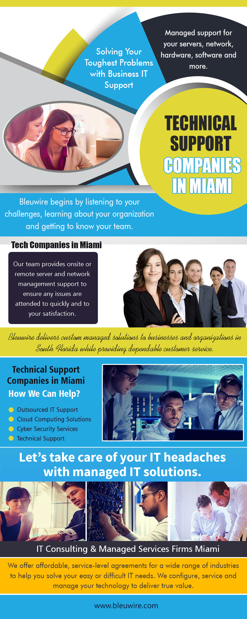 Technical Support Companies in Miami