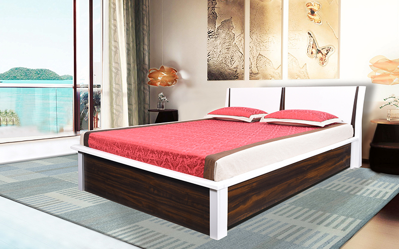 Buy Queen Bed With Storage Online