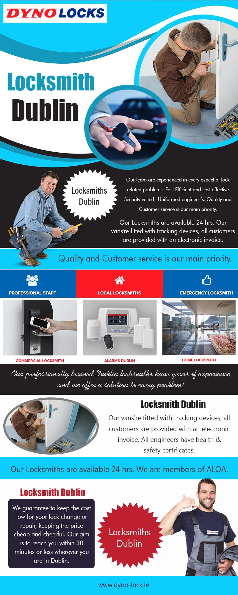 locksmith south dublin price