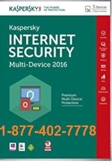 Kaspersky Antivirus Internet Security 1-877-402-7778 Support For Mac