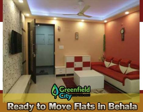 Ready to Move Flats in Behala