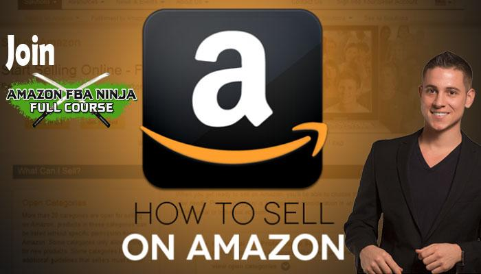 How To Sell on Amazon - Join That Lifestyle Ninja
