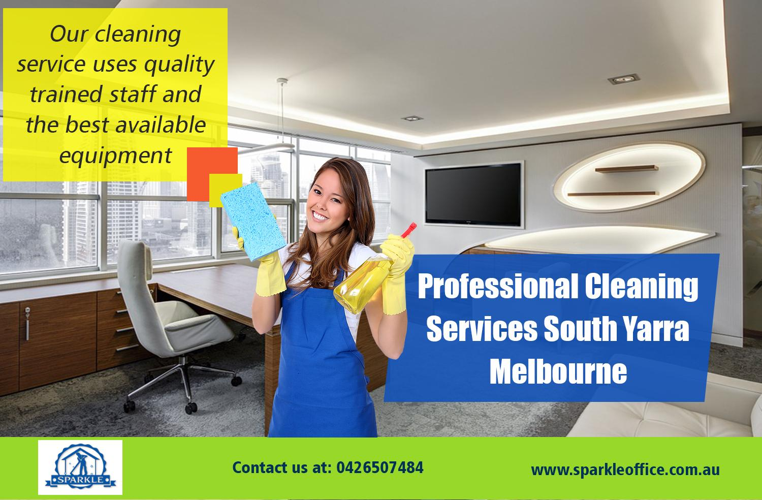Professional Cleaning Services South Yarra Melbourne