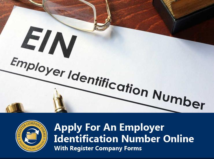 Apply For An Employer Identification Number Online