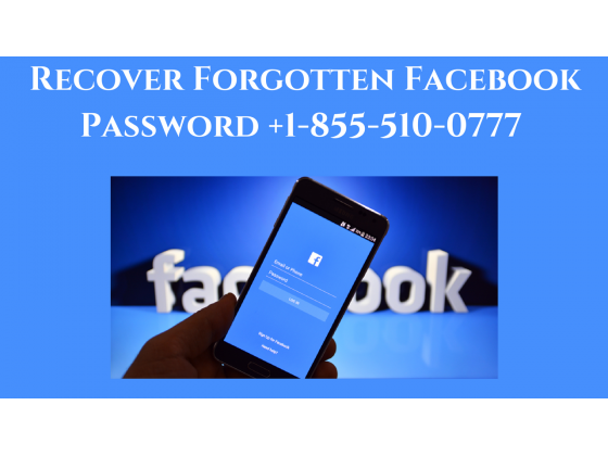Recover Forgotten Facebook Account Password
