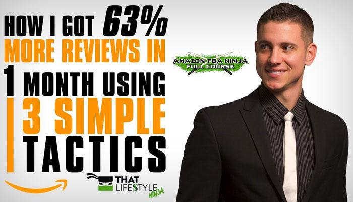 How Got 63% More Reviews in 1 Month - That Lifestyle Ninja