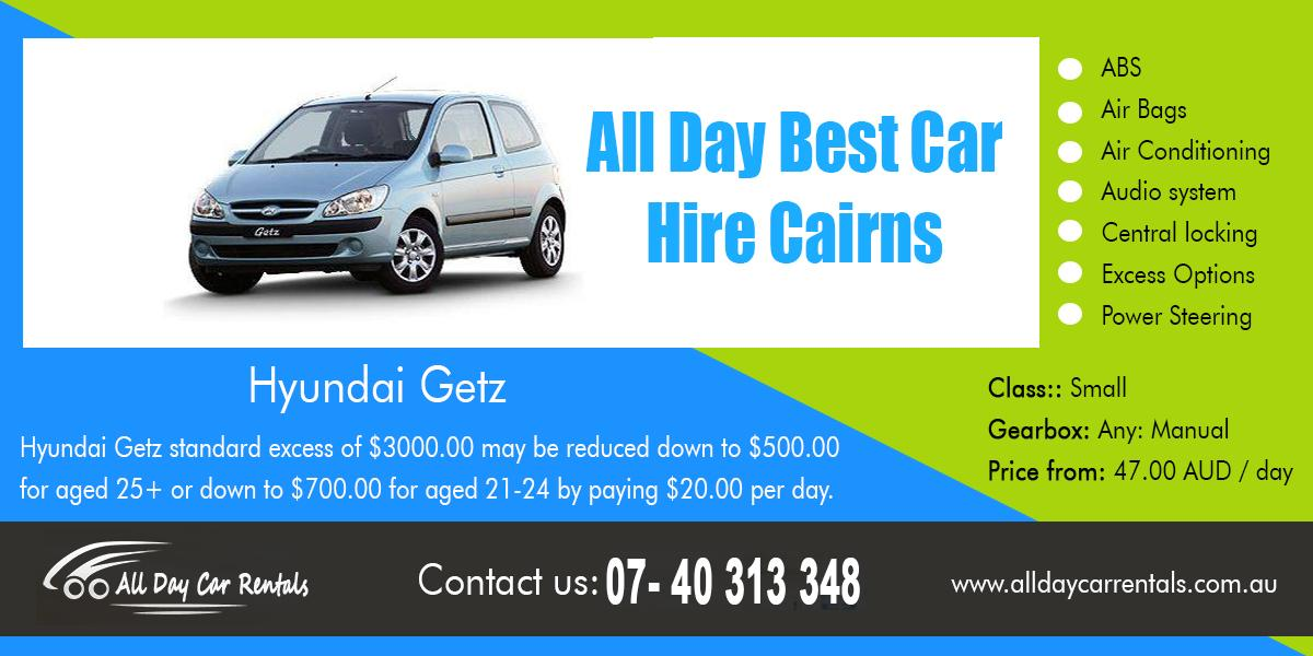 All Day Best Car Hire Cairns