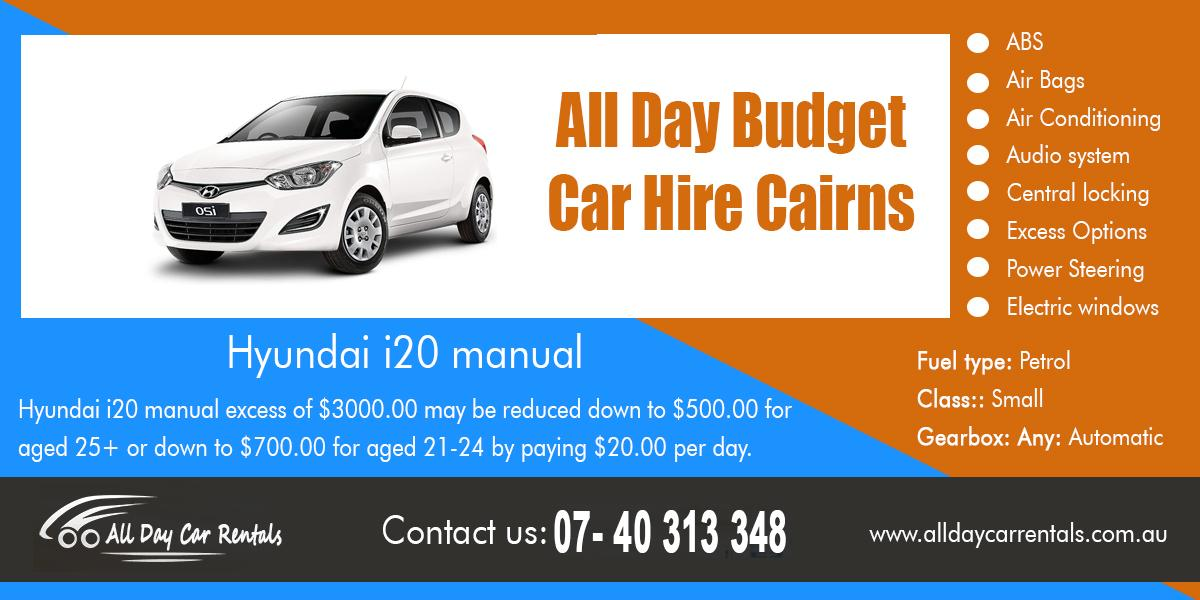 All Day Budget Car Hire Cairns