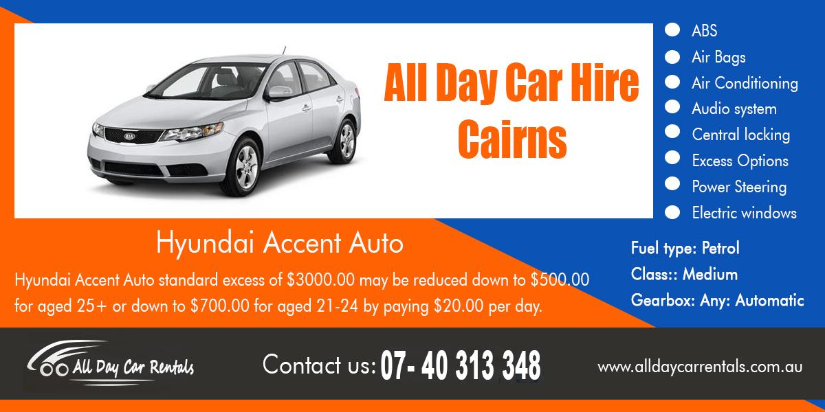 All Day Car Hire Cairns