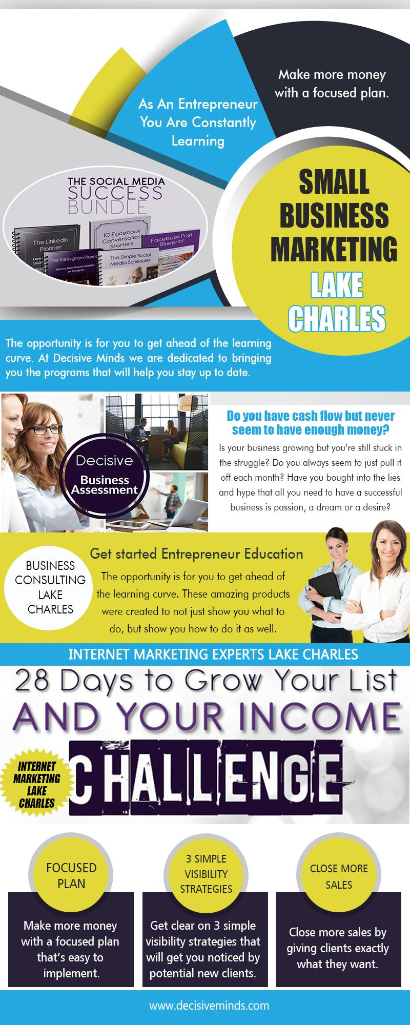 Internet Marketing Experts Lake Charles