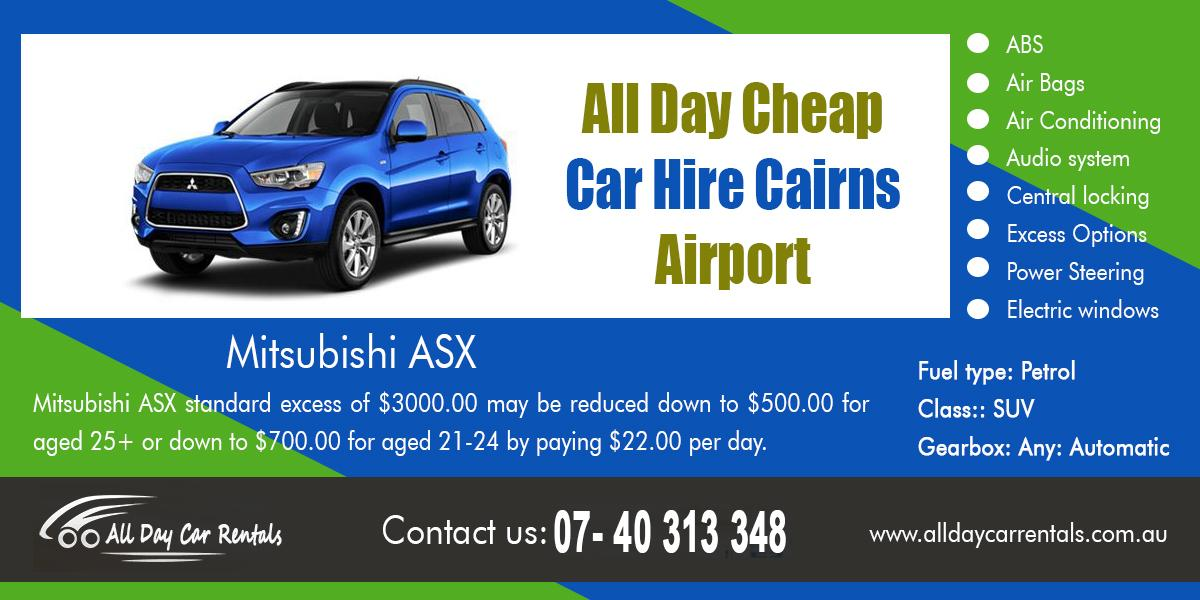 All Day Luxury Car Hire Cairns