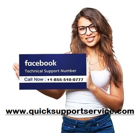 Facebook toll free number +1-855-510-0777