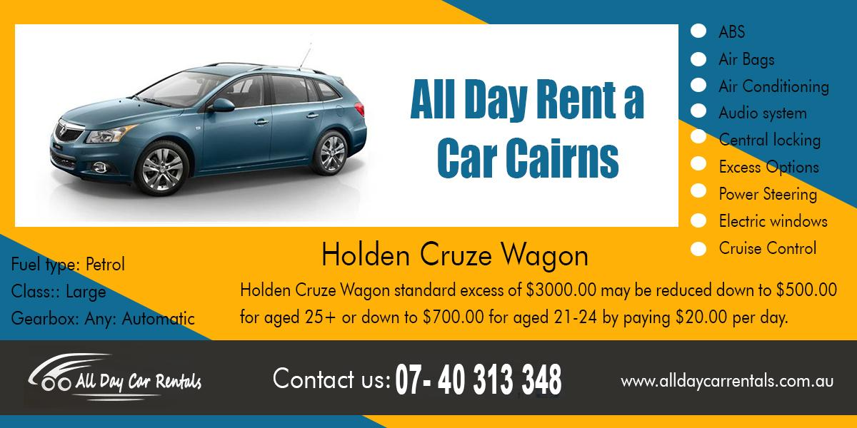 All Day Rent a Car Cairns