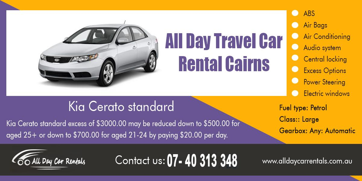 All Day Travel Car Rental Cairns