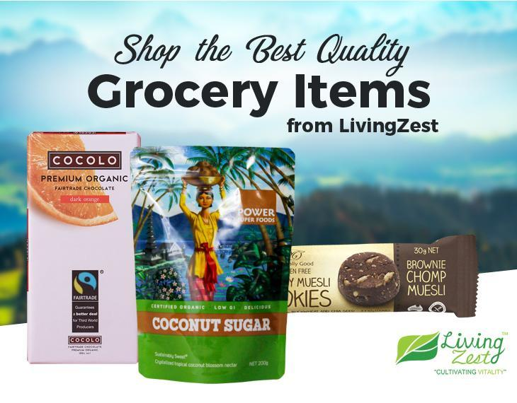 Shop Grocery Items from LivingZest