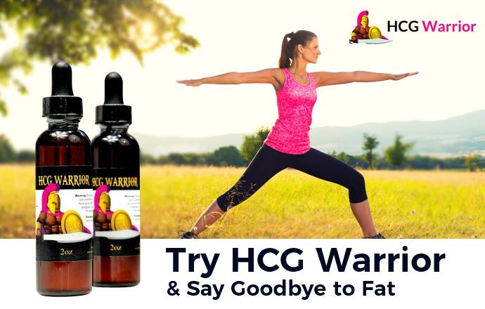 Try HCG Warrior & Say Goodbye to Fat