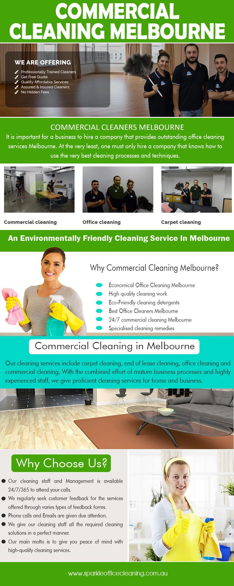 Commercial Cleaning Melbourne | sparkleofficecleaning.com.au