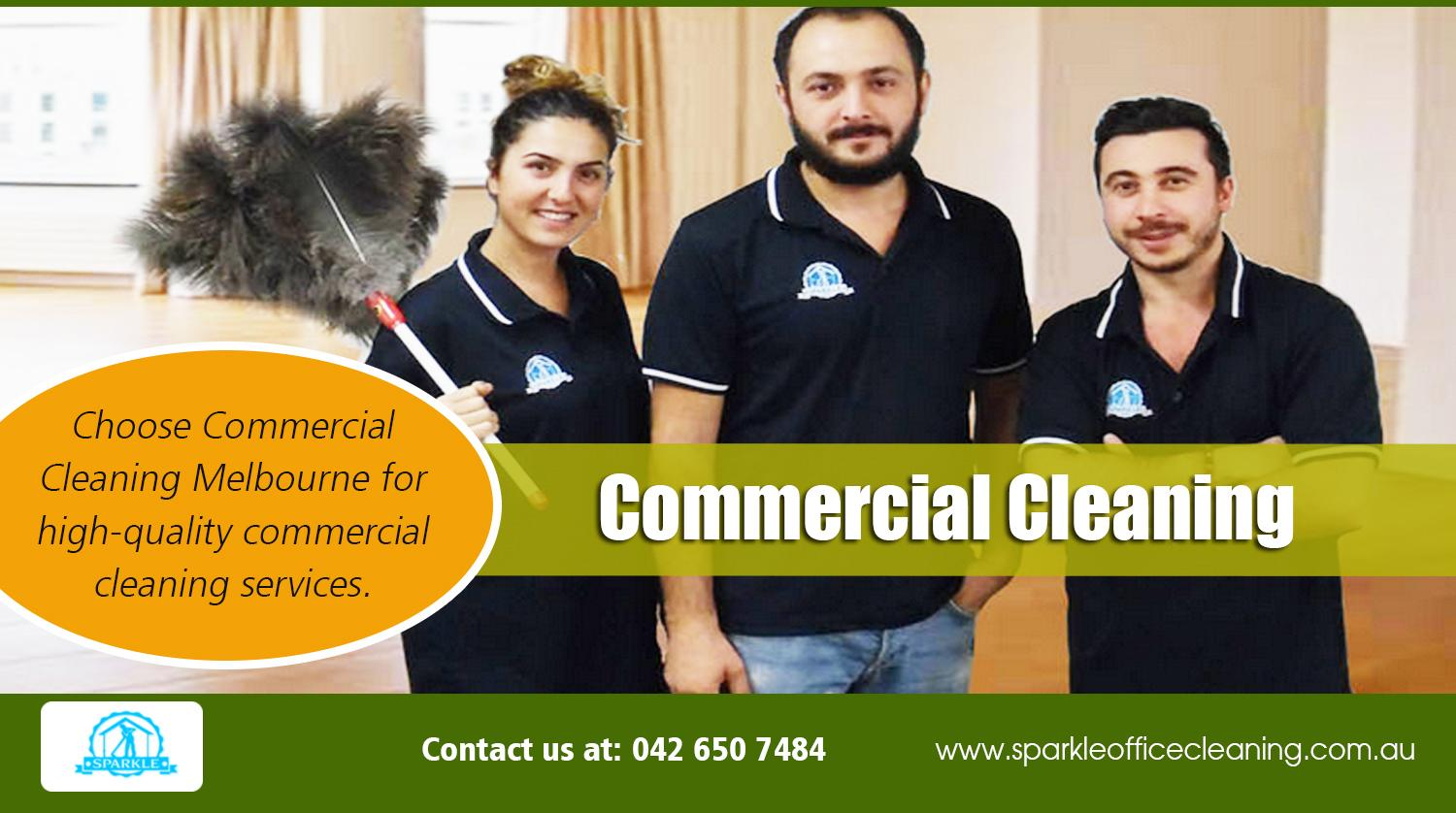 Commercial Cleaning | sparkleofficecleaning.com.au