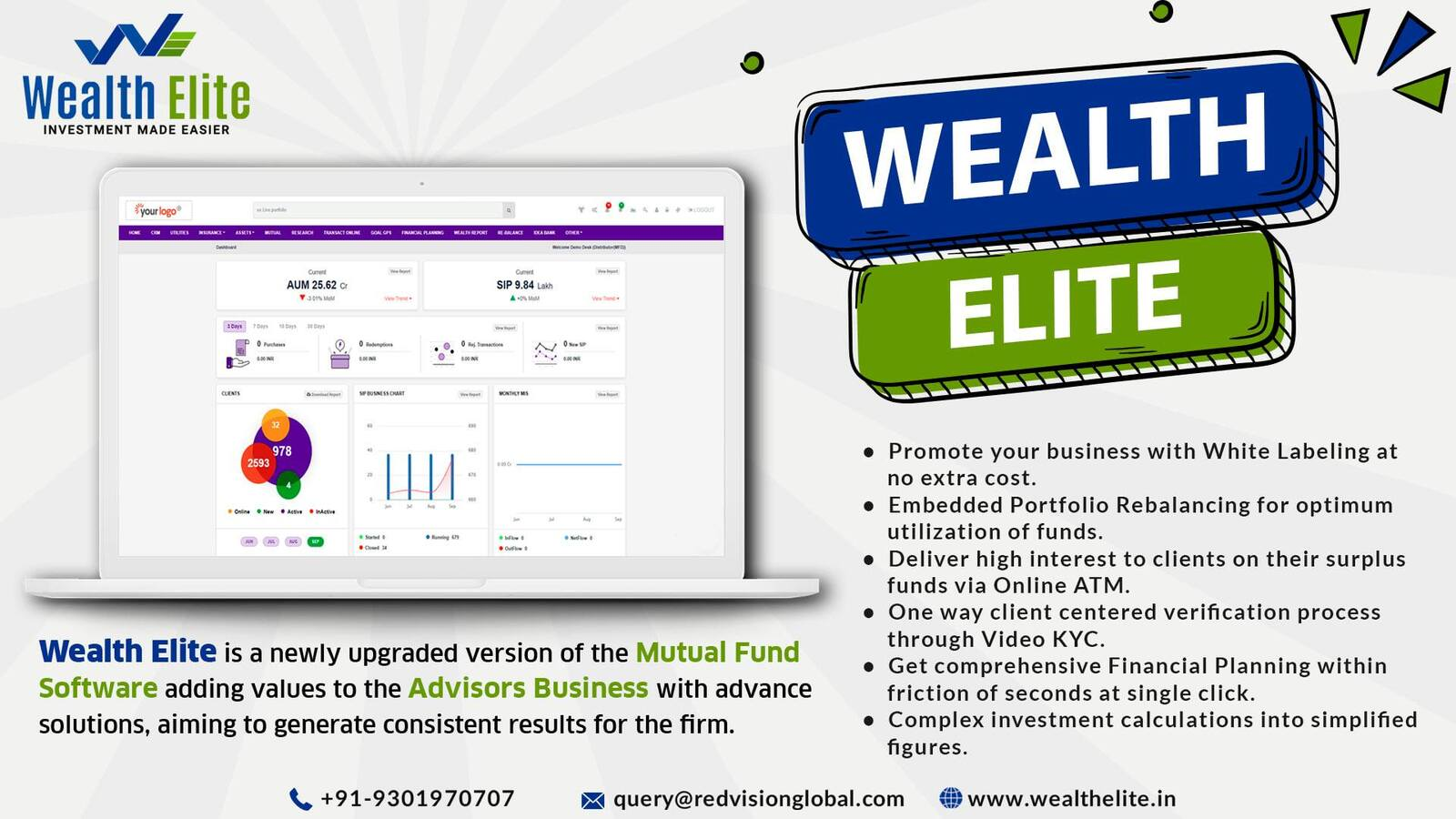 Mutual Fund Software
