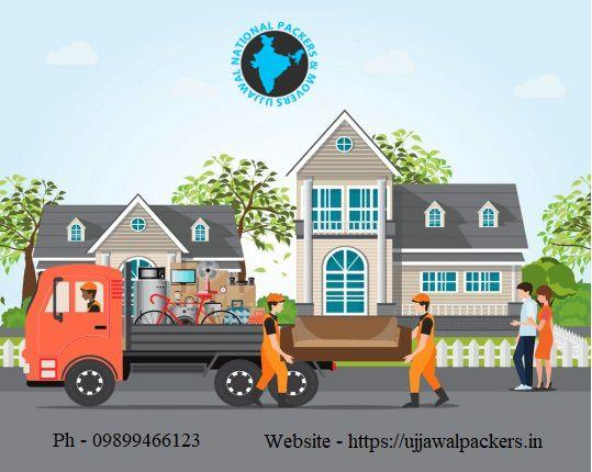 Home Shifting With Ujjawal Packers and Movers