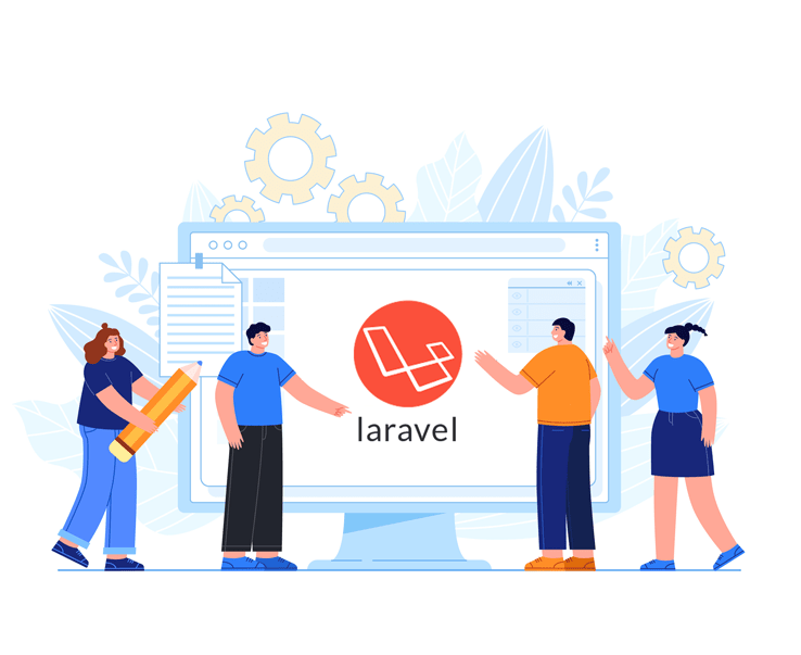 Best Laravel Application Development Company in India