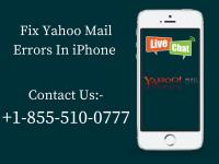 Ways To Resolve Yahoo Mail Errors In iPhone@+1-855-510-0777