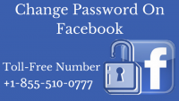 How To Change Facebook Password On Smartphone @ +1-855-510-0777