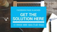 Facebook Page Gone Hijacked-Learn What To Do Now
