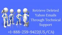 Tech Support Help To Recover Lost Or Deleted Yahoo Emails