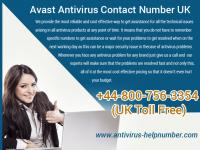 Contact at Avast Customer Service Number UK 0800-756-3354