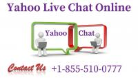 Yahoo Live Chat Help Online To Fix Issues @+1-855-510-0777